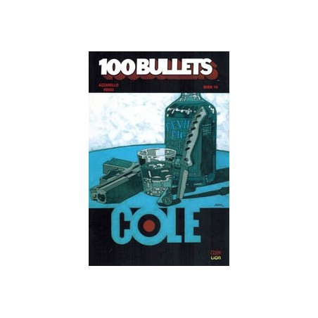 100 Bullets NL 10<br>Dizzy