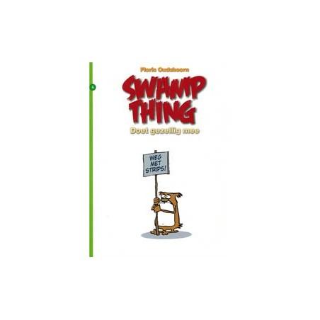 Swamp Thing 06 Doet gezellig mee