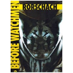 Before watchmen NL HC 03<br>Rorschach