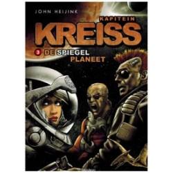 Kapitein Kreiss 03<br>De spiegelplaneet