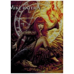 Mike Ratera<br>Best of HC<br>Art collection