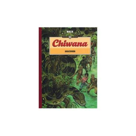 Arcadia Archief  26 HC Chiwana Anaconda