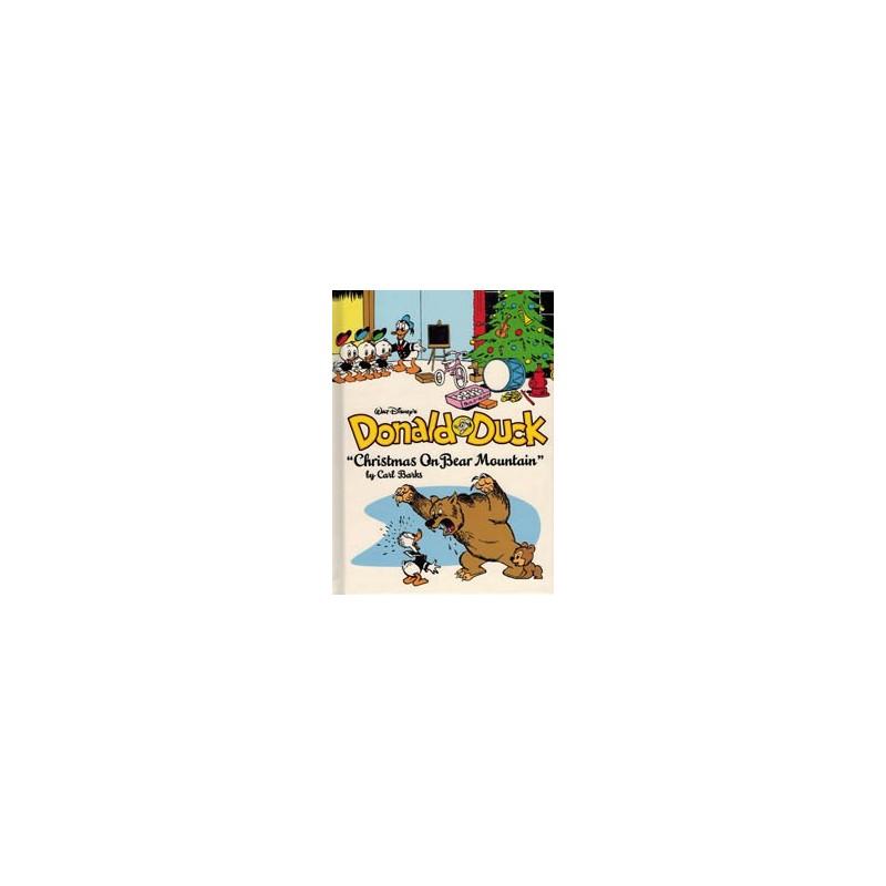 Donald Duck  Carl Barks Library  05 HC Christmas Bear Mountain