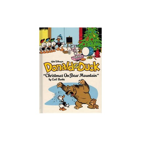 Donald Duck  Carl Barks Library  05 HC Christmas Bear Mountain