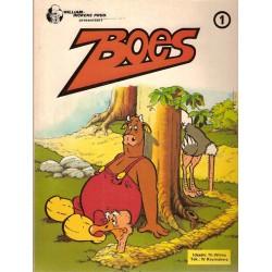 Boes<br>set deel 1 & 2<br>1e drukken 1981