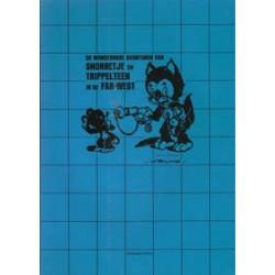 Snorretje & Trippelteen set deel 1 & 2 1e druk 1982-1983