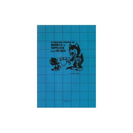 Snorretje & Trippelteen<br>set deel 1 & 2<br>1e druk 1982-1983