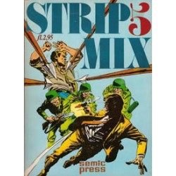 Strip mix Semic 05<br>1e druk 1974