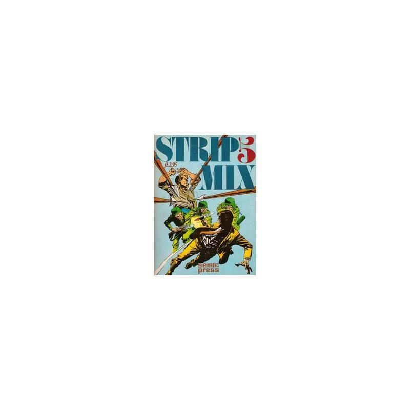Strip mix Semic 05 1e druk 1974