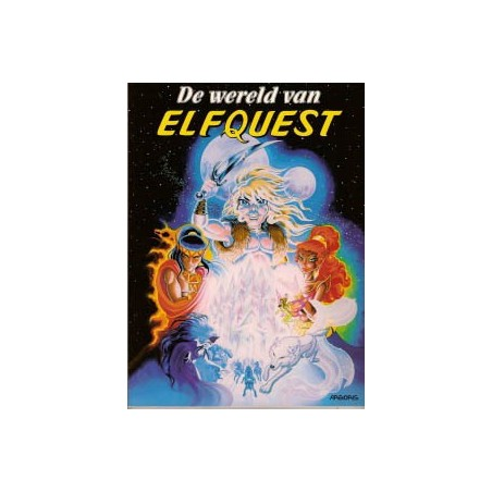 Elfquest  De wereld van Elfquest