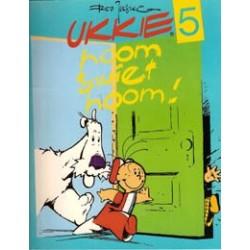 Ukkie 05<br>Hoom swiet hoom!<br>1e druk 1992