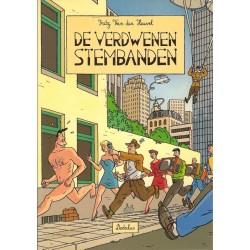 Van den Heuvel<br>01 De verdwenen stembanden<br>1e druk 1990