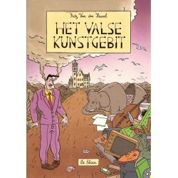 Van den Heuvel<br>02 Het valse kunstgebit<br>1e druk 1990