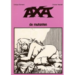 Axa 01 De mutanten 1e druk 1983