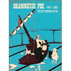 Brammetje Fok 04 En de kameleons 1e druk 1972