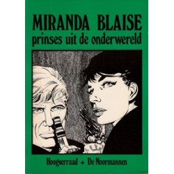 Miranda Blaise 04 Hoogverraad 1e druk 1980