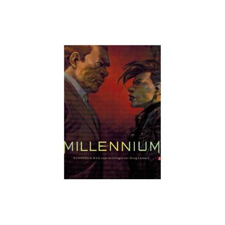 Millennium D03 De vrouw die met vuur speelde I (Stieg Larsson)
