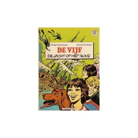 Vijf<br>set deel 1 t/m 4<br>1e drukken 1982-1988