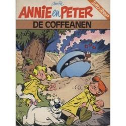 Annie en Peter<br>De Coffeanen<br>herdruk 1984