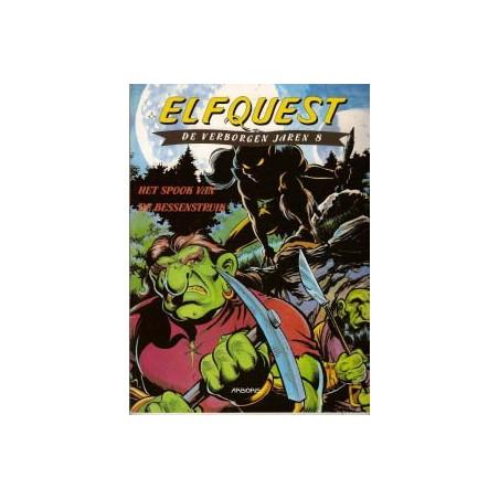 Elfquest  De verborgen jaren 08 Het spook van de bessenstruik