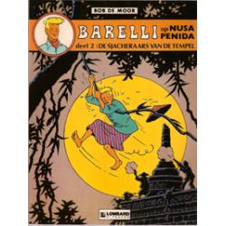 Barelli 04 Nusa Penida 2 De sjacheraars van de tempel herdruk