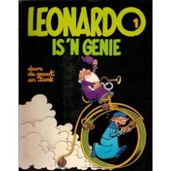Leonardo<br>01 Is 'n genie<br>herdruk Oberon