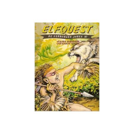 Elfquest  De verborgen jaren 10 Snelspeer