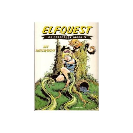 Elfquest  De verborgen jaren 11 Het sneeuwbeest