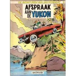 Jan Kordaat 09#<br>Afspraak aan de Yukon<br>1e druk 1984