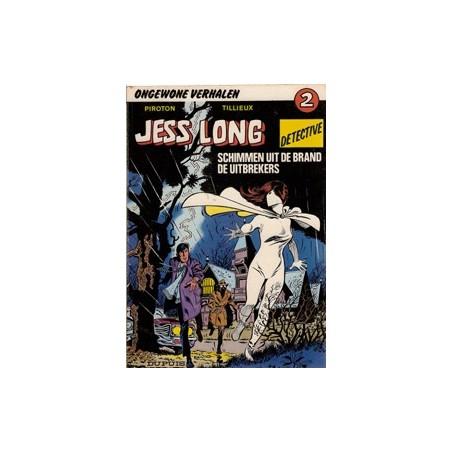 Jess Long 02 Schimmen uit de brand 1e druk 1977