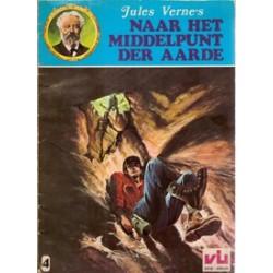 Jules Verne 04 Naar het middelpunt der aarde 1e druk 1978