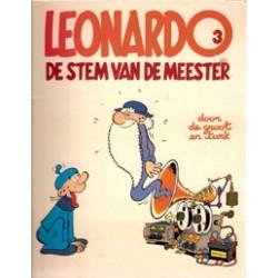 Leonardo<br>03 De stem van de meester<br>1e druk 1980