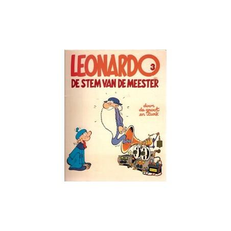 Leonardo 03% De stem van de meester 1e druk 1980