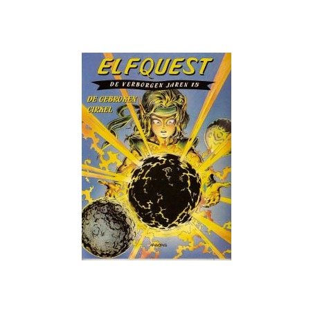 Elfquest  De verborgen jaren 15 De gebroken cirkel