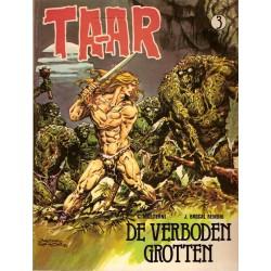 Ta-ar<br>03 De verboden grotten<br>1e druk 1977