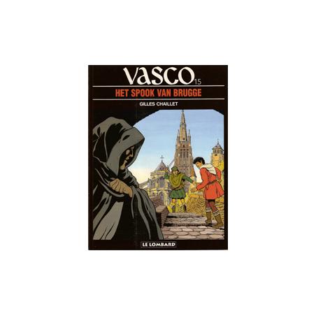 Vasco 15 Het spook van Brugge 1e druk 1997