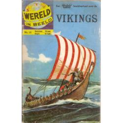 Wereld in Beeld<br>18 Vikings<br>1e druk 1961