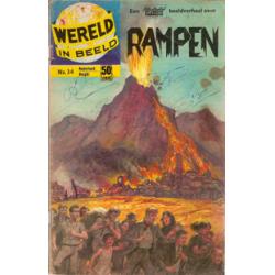 Wereld in Beeld<br>34 Rampen<br>1e druk 1962