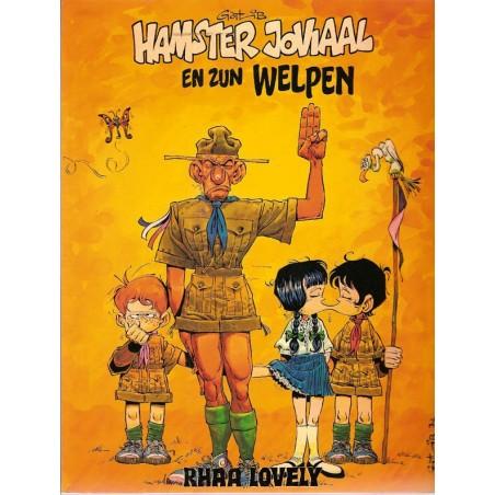 Hamster Joviaal en zijn welpen herdruk 1983