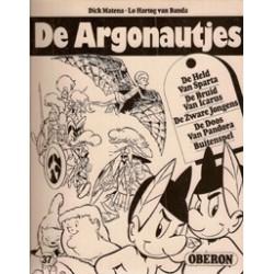 Argonautjes Held van Sparta zwart-wit reeks 37 1e druk