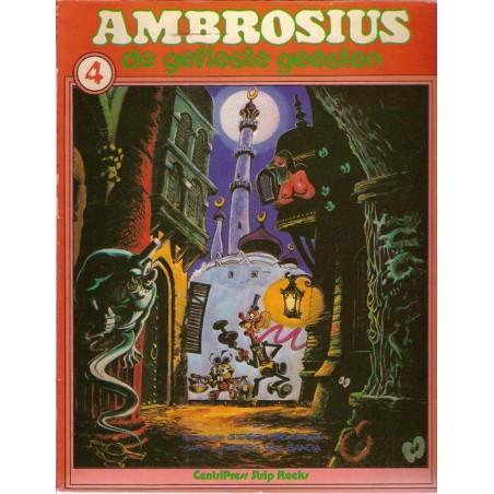 Ambrosius 04 De gefleste geesten herdruk