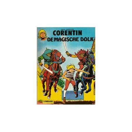 Corentin 03 De magische dolk herdruk 1980