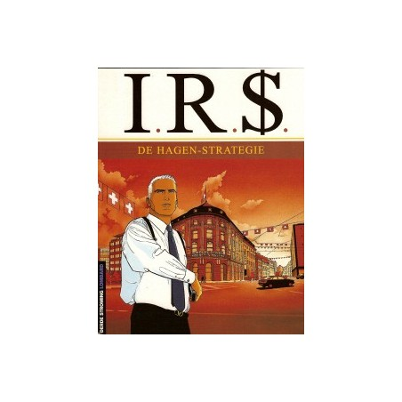 IRS<br>02 De Hagen-strategie<br>1e druk 2000