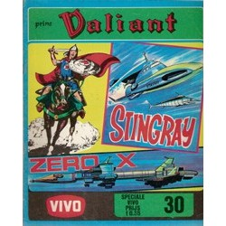 Prins Valiant Vivo 30 1e druk 1967
