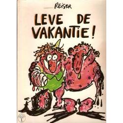 Reiser Leve de vakantie! 1e druk 1980