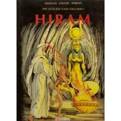 Zuilen van Salomo 01 Hiram 1e druk 1991