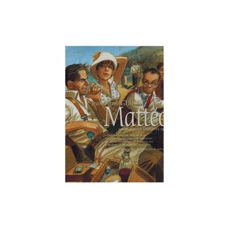 Matteo 03 HC Derde periode (Augustus 1936)