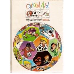 Cartoon Aid<br>02 Voetbalstrips HC<br>1e druk 1989