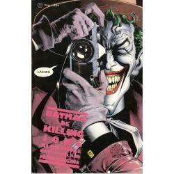 Batman SP 01 De killing joke 1e druk 1989