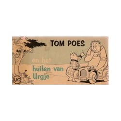 Tom Poes setje Het Vaderland deel 1 t/m 3 1967